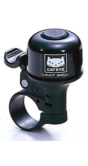Cat eye Fietsbel PB 800 zwart